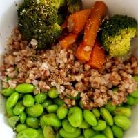 Buchweizen_Edamame_Gemüse