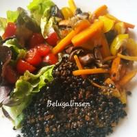 Linsen_Gemüse_Salat